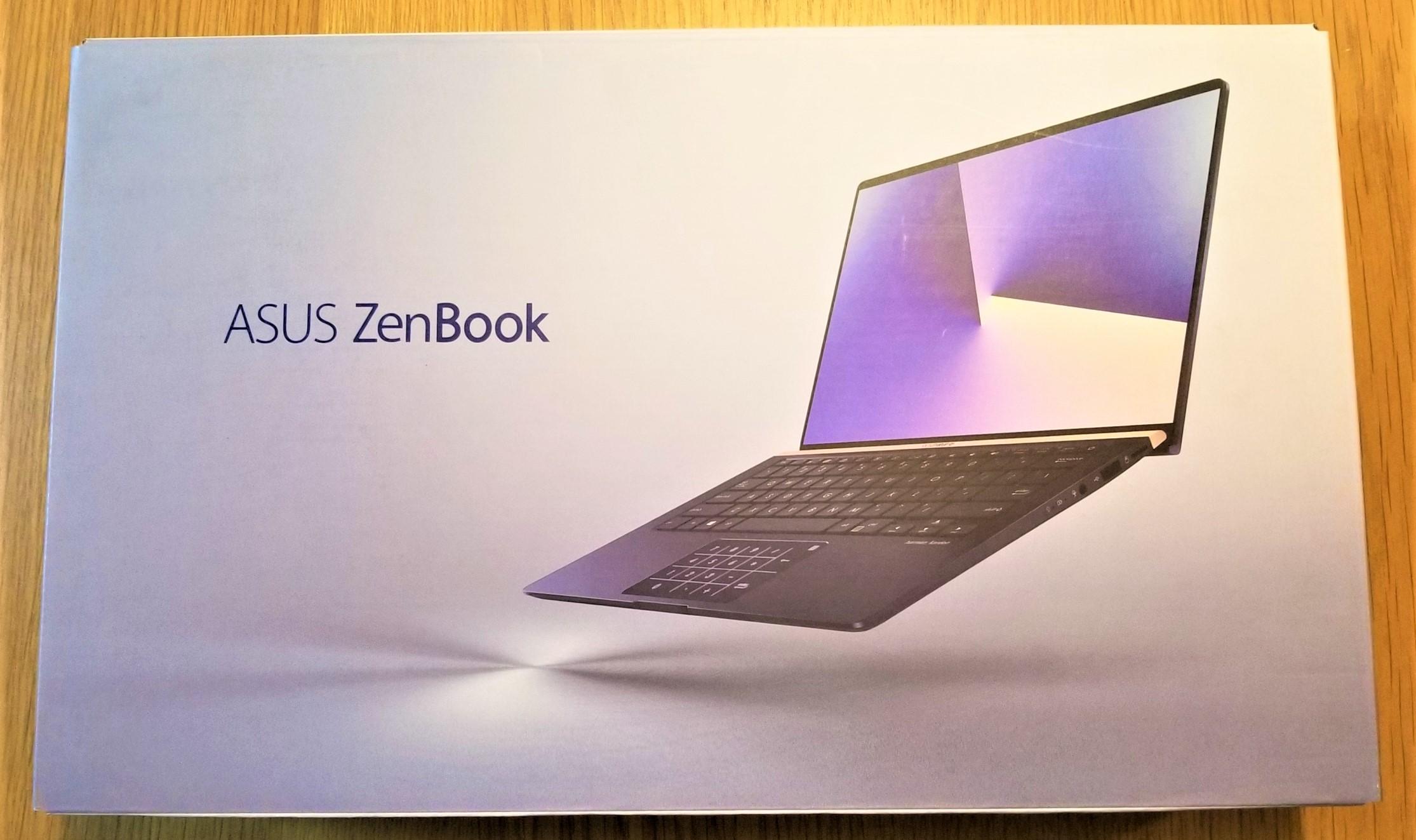 【番外編】ASUS ZenBook 14 UX433FN というノートパソコン に買い替え